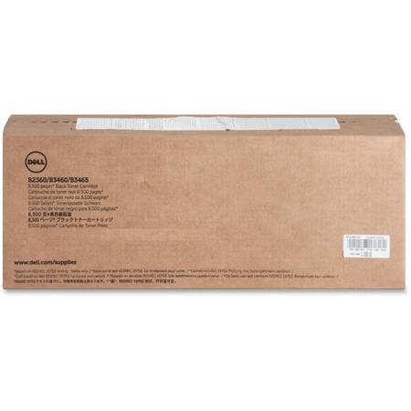 Dell 331-9805 (C3NTP) Black Original High Capacity Toner Cartridge