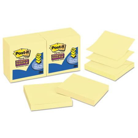 Post-it Super Sticky Pop-up Note Refill