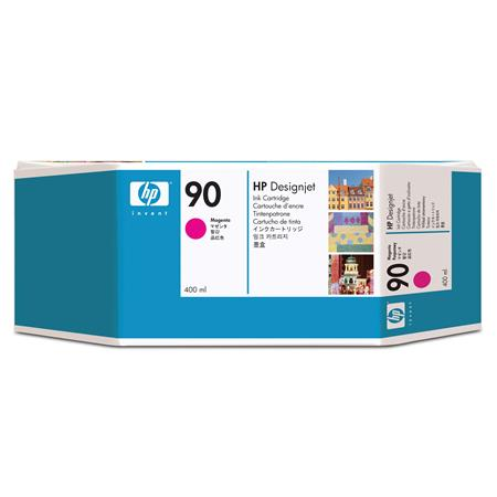 HP 90 (C5063A) Magenta Original High Capacity Ink Cartridge
