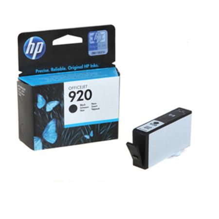 HP 920 Original Black Officejet Ink Cartridge