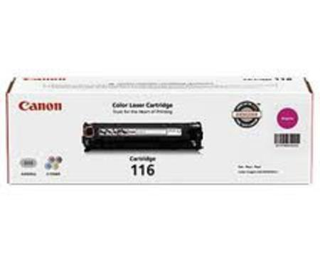 Canon 116 Magenta Original Laser Toner Cartridge