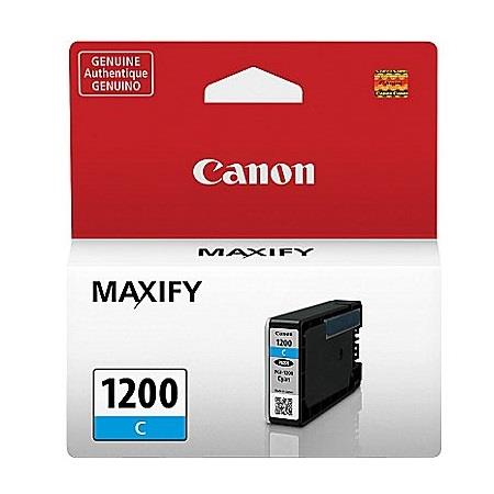Canon PGI-1200 (9232B001) Cyan Original Standard Capacity Ink Cartridge