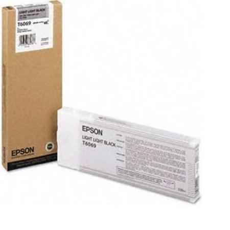 Epson T6069 Original Light Light Black Ink Cartridge