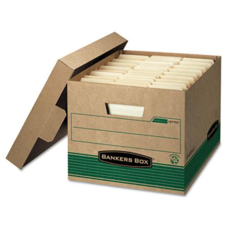 Fellowes Bankers Box Medium Duty Recycle Storage Box