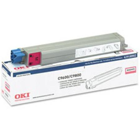 OKI 42918902 Magenta Original Toner Cartridge