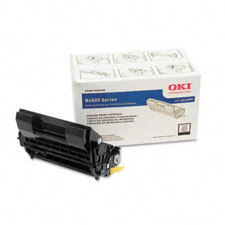 OKI 52116002 Black Original High Capacity Toner Cartridge