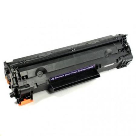 HP 78A (CE278A) Black Remanufactured Micr Toner Cartridge