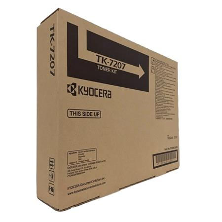 Kyocera TK-7207 Black Original Toner Cartridge