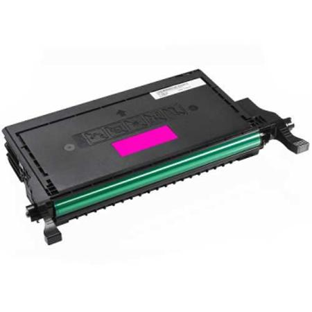 Dell 330-3791 Magenta High Capacity Remanufactured Toner