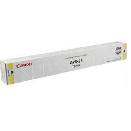 Canon GPR-26 Original Yellow Toner Cartridge (2450B003AA)