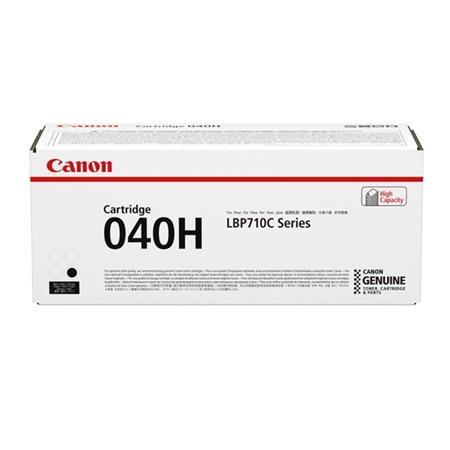 Canon 040HBK Black Original High Capacity Toner Cartridge (0461C001AA)