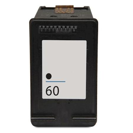 HP 60 Remanufactured Black Standard Capacity Ink Cartridge (CC640WN)