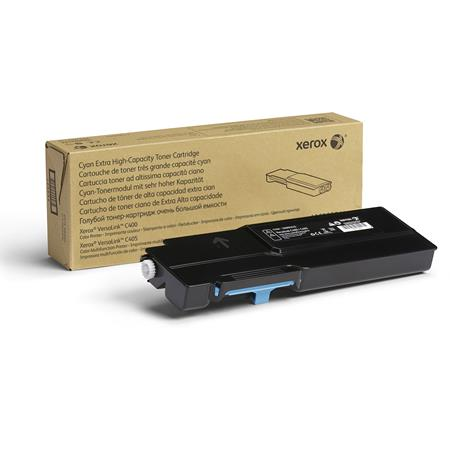 Xerox 106R03526 Cyan Original Extra High Capacity Toner Cartridge