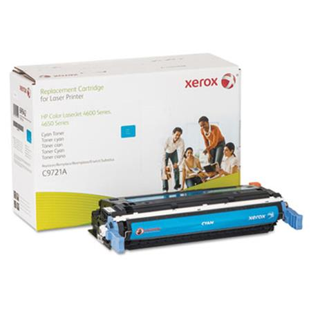 Xerox Premium Replacement Cyan Toner Cartridge for HP 641A (C9721A)