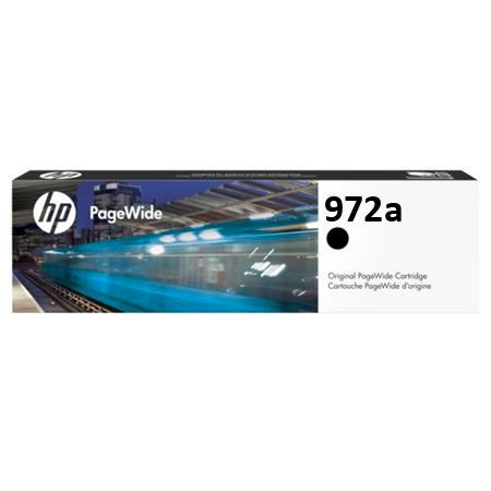 HP 972A (F6T80AN) Black Original Standard Capacity PageWide Cartridge