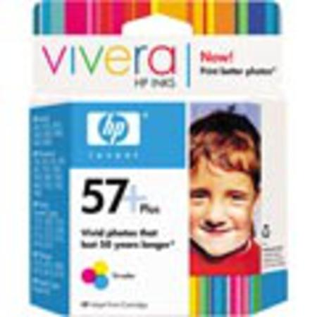HP 57+ (CB278AN) Original Tri-Color Ink Cartridge