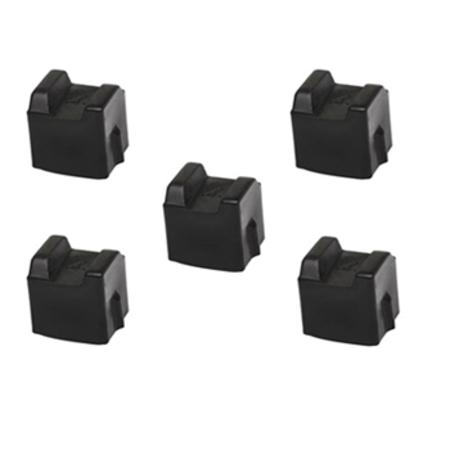 Xerox 016204000 Compatible 5 Black Ink Cartridges