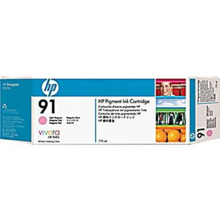HP 91 (C9471A) Original Light Magenta Ink Cartridge