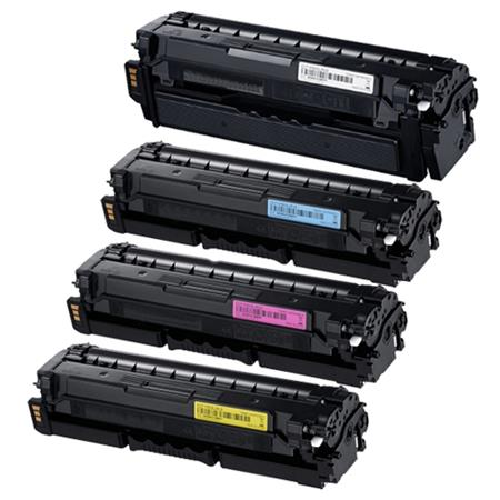 Clickinks CLT-K503L Full Set Remanufactured Toner Cartridges