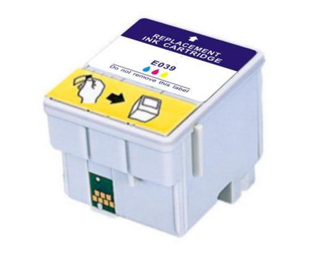 Epson T039 (T039020) Color Remanufactured Ink Cartridge