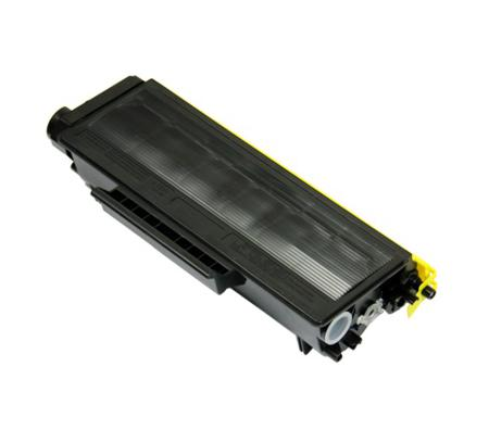 Compatible Black Brother TN580 High Yield Toner Cartridge