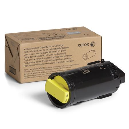 Xerox 106R03865 Yellow Original High Capacity Toner Cartridge