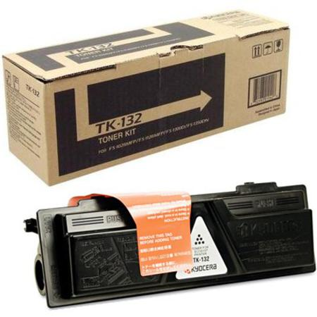 Kyocera TK-132 Original Black Laser Toner Cartridge