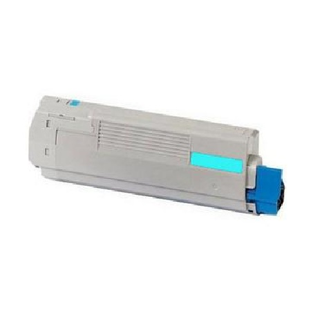 OKI 45536423 Cyan Original Toner Cartridge