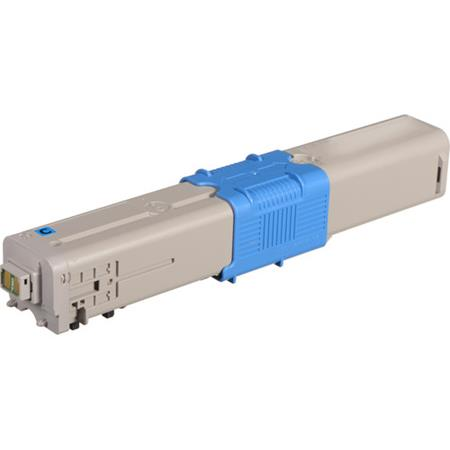 OKI 46507503 Cyan Remanufactured Toner Cartridge