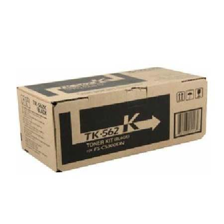 Kyocera-Mita TK-562K Black Original Toner Cartridge