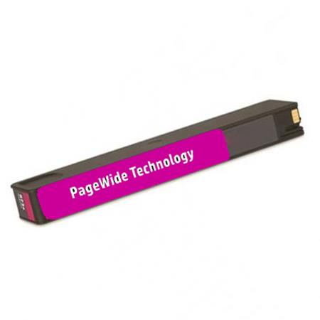 HP 990A (M0J77AN) Magenta Remanufactured Standard Capacity PageWide Cartridge