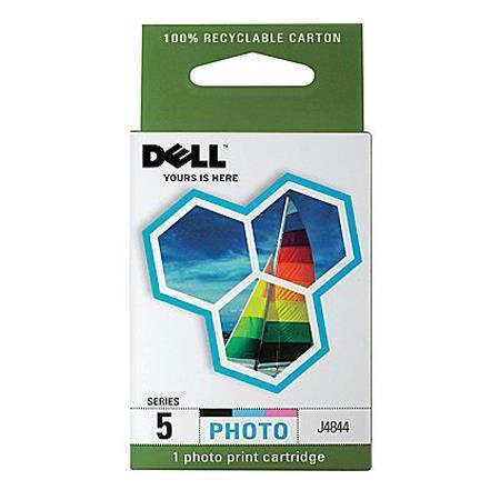 Dell U5553 (J4844) Original  Photo Ink Cartridge