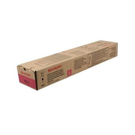 Sharp MXC40NTM Magenta Original Toner Cartridge