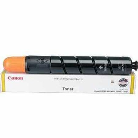 Canon GPR-36 Original Yellow Toner Cartridge (3785B003AA)