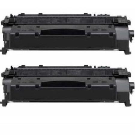 Clickinks 119 Black Remanufactured Toner Cartridges Twin Pack