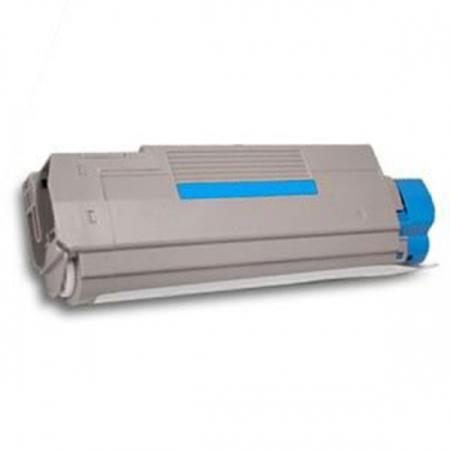 Compatible Yellow Oki 43324466 Toner Cartridge