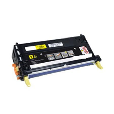 Lexmark X560H2YG Yellow Remanufactured High Yield Laser Toner