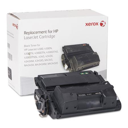 Xerox Premium Replacement Black Standard Capacity Toner Cartridge for HP 39A (Q1339A)