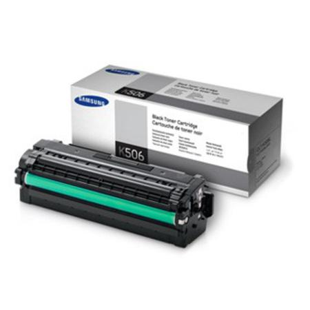 Samsung CLT-K506L/ELS Black Original High Yield Toner Cartridge