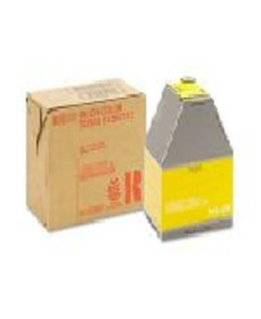 Ricoh 888341 Original Yellow Toner Cartridge