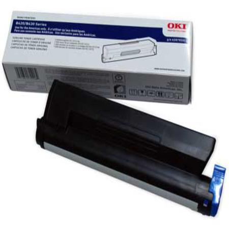 OKI 43979201 Black Original High Capacity Toner Cartridge
