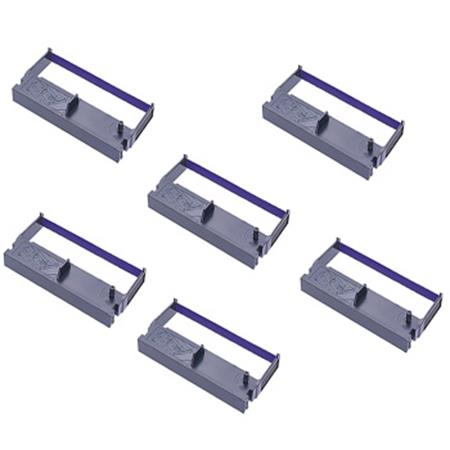 Epson ERC-31 Purple Compatible Printer Ribbon (6 Pack)
