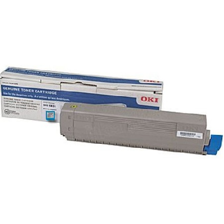 OKI 44844511 Cyan Original Toner Cartridge
