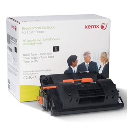 Xerox Premium Replacement Black Extended Capacity Toner Cartridge for HP 64X (CC364X)