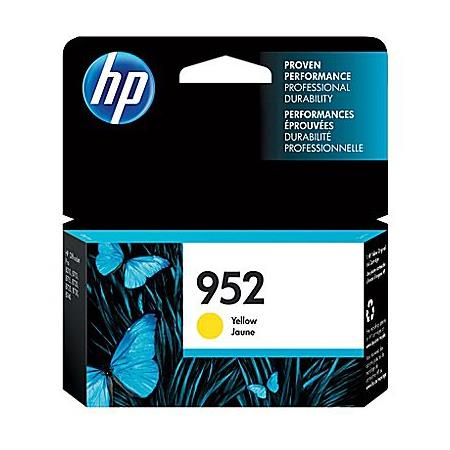 HP 952 (L0S55AN) Yellow Original Standard Capacity Ink Cartridge