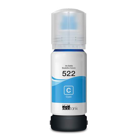 Compatible Cyan Epson T522 Ink Bottle (Replaces Epson T522220)