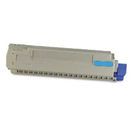 OKI 44059215 Cyan Remanufactured Toner Cartridge