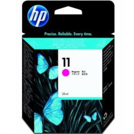 HP 11 Magenta Original Ink Cartridge (C4837AN)