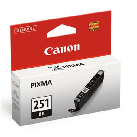 Canon CLI-251 Black Original Standard Capacity Ink Cartridge