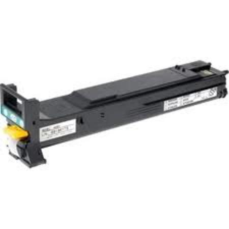 Konica-Minolta A06V433 Cyan Remanufactured Toner Cartridge